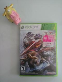 Soul Calibur 5 Xbox 360 Nuevo Garantízado