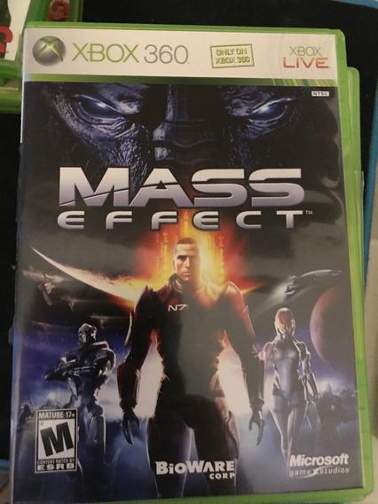 Jogo Xbox360 Mass Effect Usado