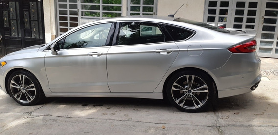 Ford Fusion Ford Fusion 2017