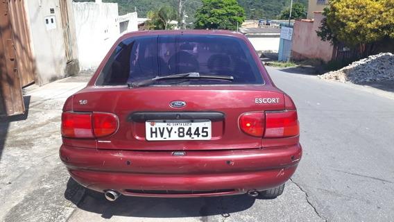 Ford Escort 1.6 Gl 5p Hatch 2000