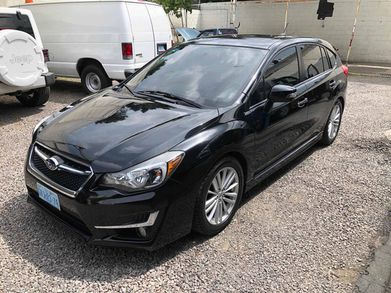 Subaru Impreza 2.0 I Limited At 2016