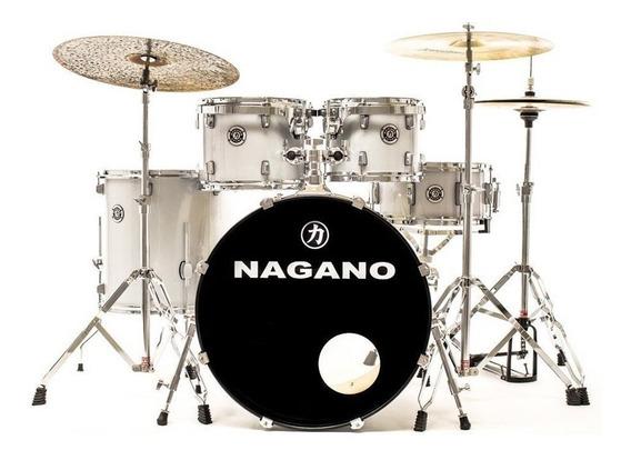 Bateria Tagima Nagano Garage Rock 22 Várias Cores