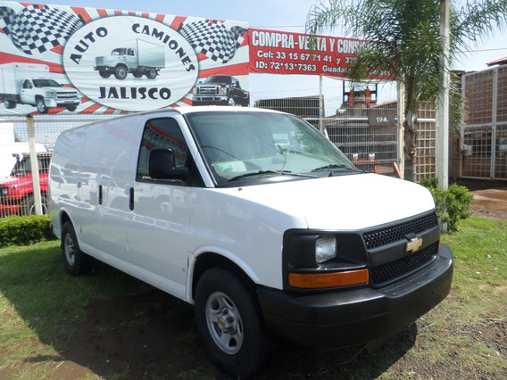 Chevrolet Express Van 6 Cilindros Panel 2007