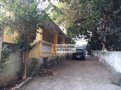 Terreno À Venda, 750 M² Por R$ 3.200.000,00 - Vila Carrão - São Paulo/sp - Te0419