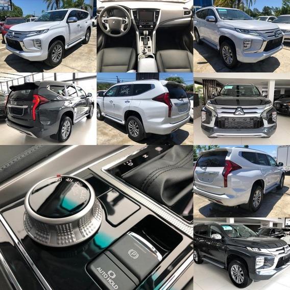 Mitsubishi Montero Sport Año 2021