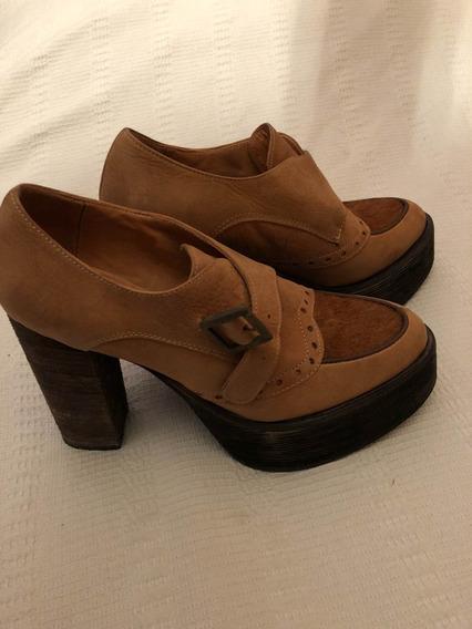 Zapatos Clara Barcelo Muy Buen Estado!