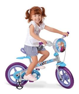 Bicicleta 12 Frozen Disney - 2459