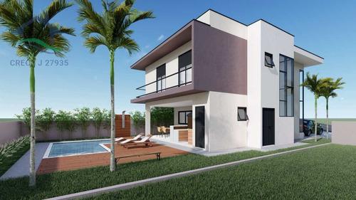 Imagem 1 de 7 de Casa De Condomínio Com 3 Dorms, Condomínio Atibaia Park I, Atibaia - R$ 1.36 Mi, Cod: 2487 - V2487