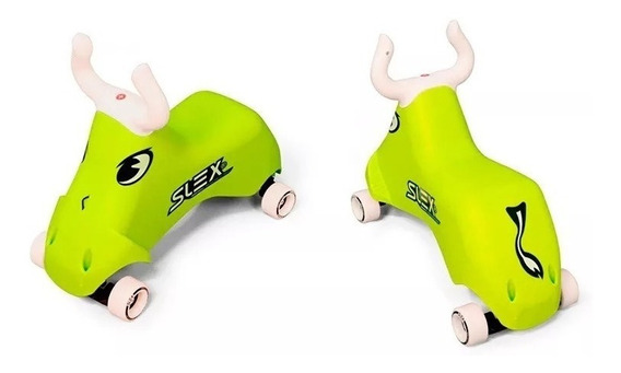 Andarin Toro Rodeo Bull Colores Varios Desde 18m