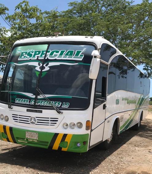 Buses Mercedes Benz Diesel 2006 - 36 Pasajeros