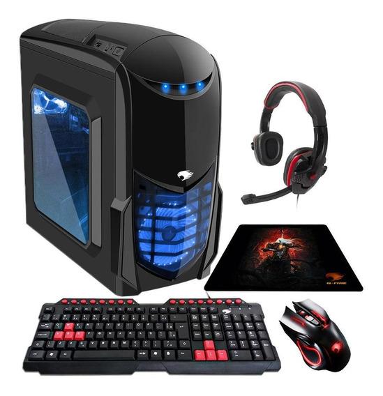 Pc Gamer G-fire A6 7400k 8gb 1tb R5 2gb Integrada Gkac