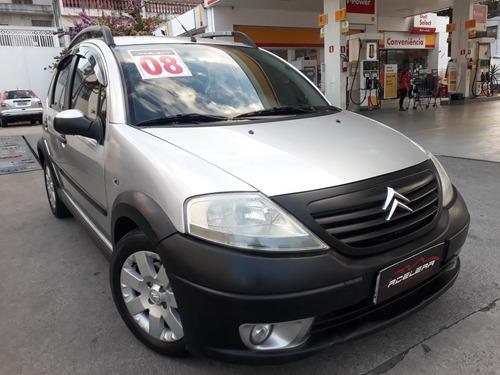 Citroën C3 1.6 16v X-tr Flex 5p 2008