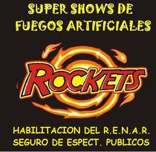 Fuegos Artificiales Pirotecnia Santa Fe- Shows Para Fiestas