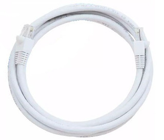 Patch Cord Hellermann Tyton Cat6 Medida 0,50cm O 2 Pies Gris