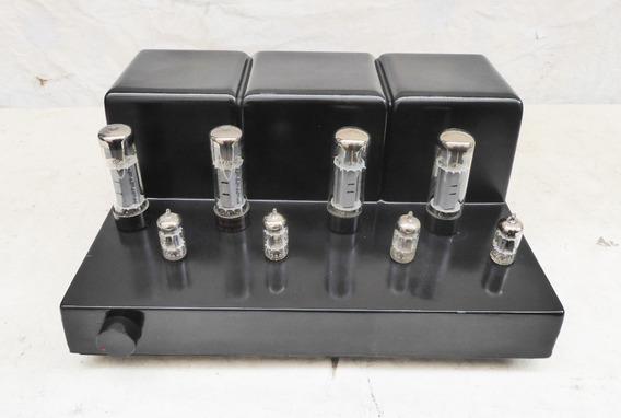 Amplificador Watar ( Engenheiros Quasar ) Valvulado