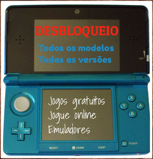 2ds/3ds Original Debloqueio Nintendo 11.13