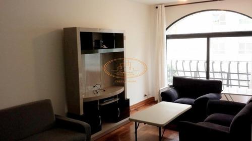 Apartamento  Com 3 Dormitório(s) Localizado(a) No Bairro Jardim Paulista Em São Paulo / São Paulo  - 3680