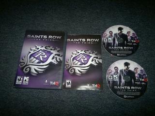 Saints Row The Third Completo Para Pc,excelente Titulo,checa