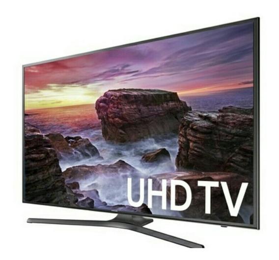 Tv Sansung 50 Pulgadas 4k Modelo Serie 7100 Smart Tv