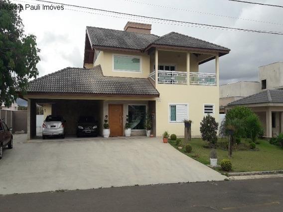 Casa No Condomínio Haras Pindorama - Jacaré - Cabreúva - Ca02812 - 34424591