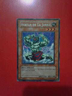Carta Avatar De La Jarra Yu-gi-oh