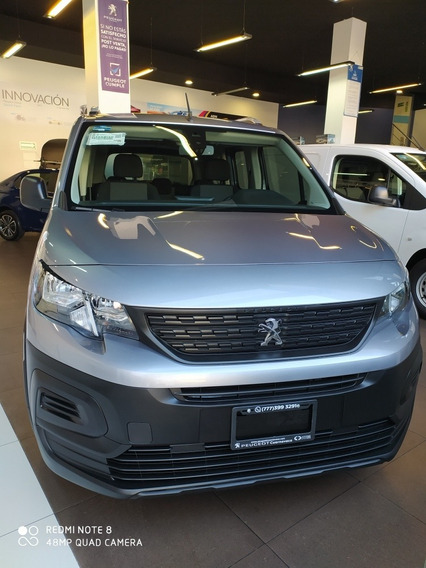 Peugeot Rifter 1.6 Hdi Active 5as 2020