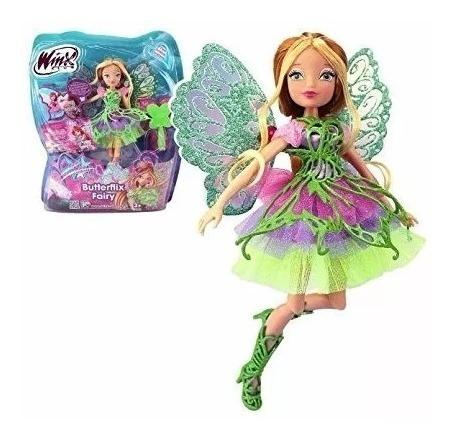 Winx Club - Butterflix Fairy - Flora - 30 Cm - Wxbf0001