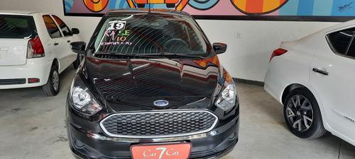 Imagem 1 de 5 de Ford Ka 2019 1.0 Se Flex 5p