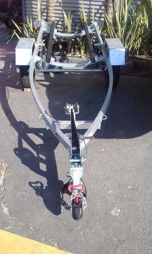 Carreta Galvanizada 0km Gti 130 Vx Cruiser Fx Ho Sho Gtx Rxt