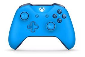Controle Xbox One S Azul Microsoft Grooby Blue P2
