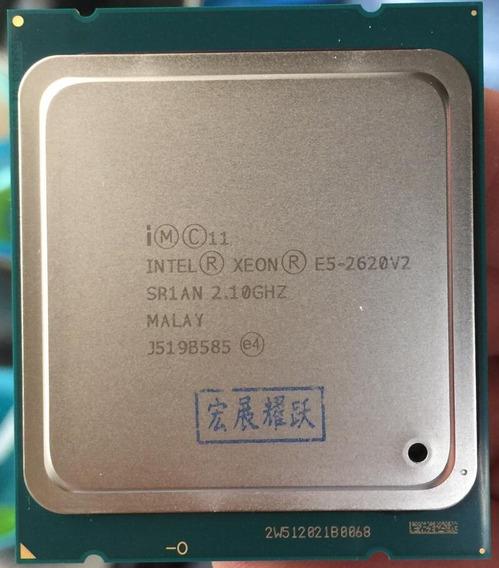Processador Intel Xeon E5 2620 V2
