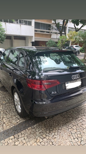 Audi A3 Spb 1.4 S-tronic Gasolina 16v