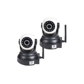 Videosecu 2 Pack Wireless Baby Monitor Pan Tilt Cámaras De S