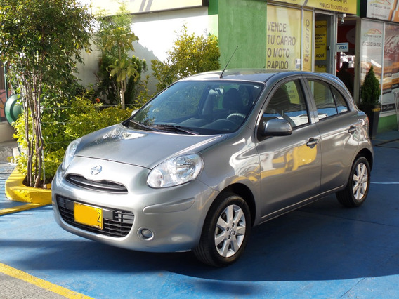 Nissan March Sense 1.6 Mt Aa