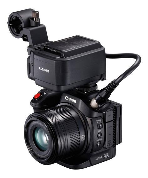 Filmadora Camera 4k Canon Xc15 Mostruário À Pronta Entrega