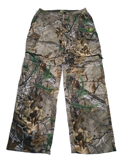 Pantalon Camuflado Game Winner Talle S ( Xl J )