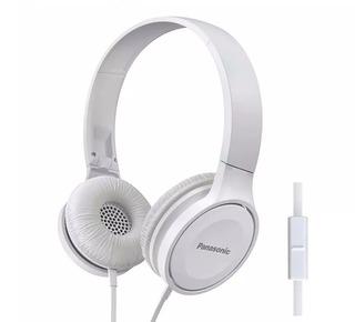 Auriculares Panasonic Celular Microfono Rp-hf100me G Oficial