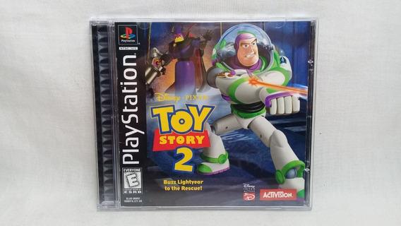 Toy Story 2 Ps1 Original Completo Usado