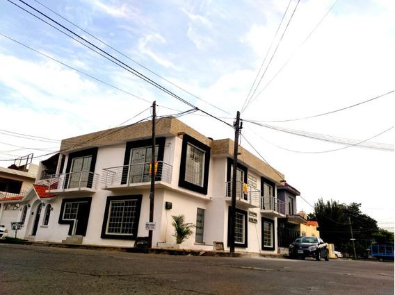 Casa Habitacion Para Oficinas En Tepic, Nayarit