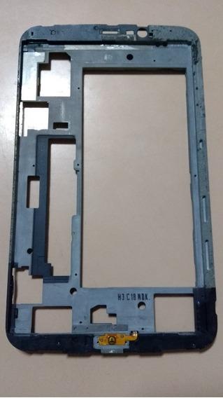 Carcaça Chassi Frame Tab3 Samsung Retirado Original