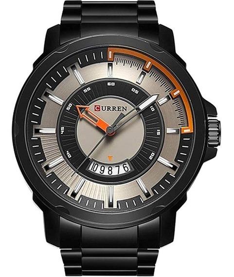 Relógio Curren Masculino Original Garantia Nota 10447