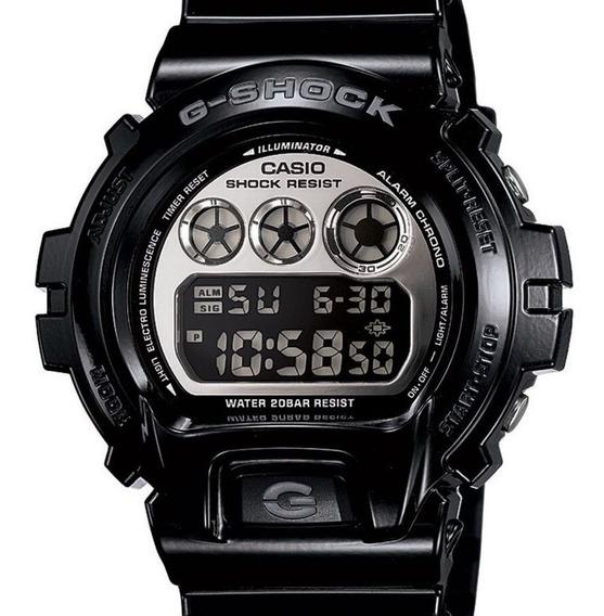 Relógio Casio G-shock Masculino - Dw-6900nb-1dr