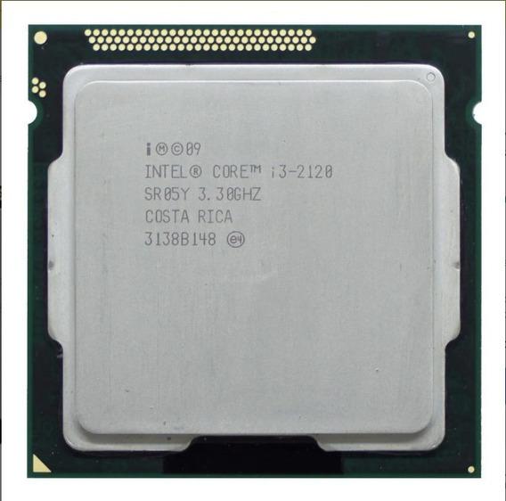 Processador Intel I3 2120 3.30 Ghz Gamer