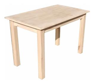 Mesa De Comedor Estilo Campo( Fabricante) - Muebles para el ...