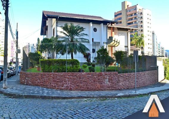 Acrc Imóveis - Casa Residencial Para Venda No Bairro Ponta Aguda - Ca01104 - 34304153