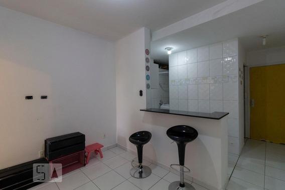 Apartamento Para Aluguel - Santa Cecília, 1 Quarto, 36 - 893003146