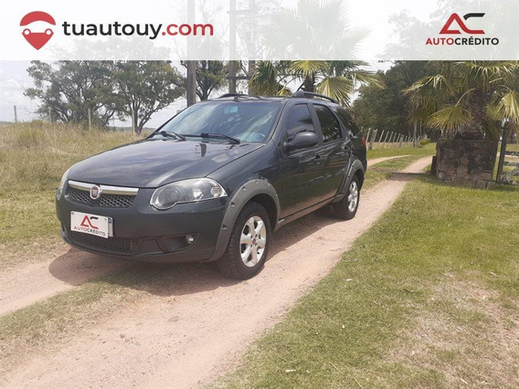 Fiat Palio Weekend 1.4 2016 Excelente Estado