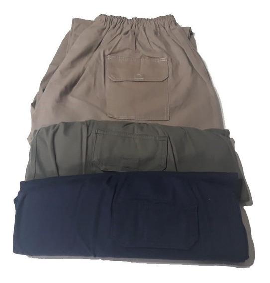 Pantalón Náutico Unisex T Especiales C/elast T Del 54 Al 80