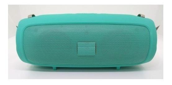Caixa De Som Portátil Bluetooth Mini - Novo Na Caixa