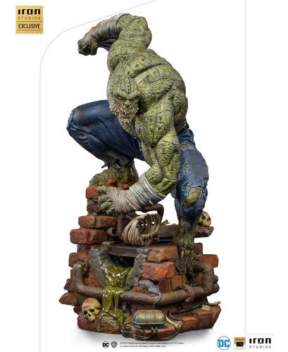 Imagem 1 de 8 de Ccxp 2020 Iron Studios Killer Croc 1/10 Original